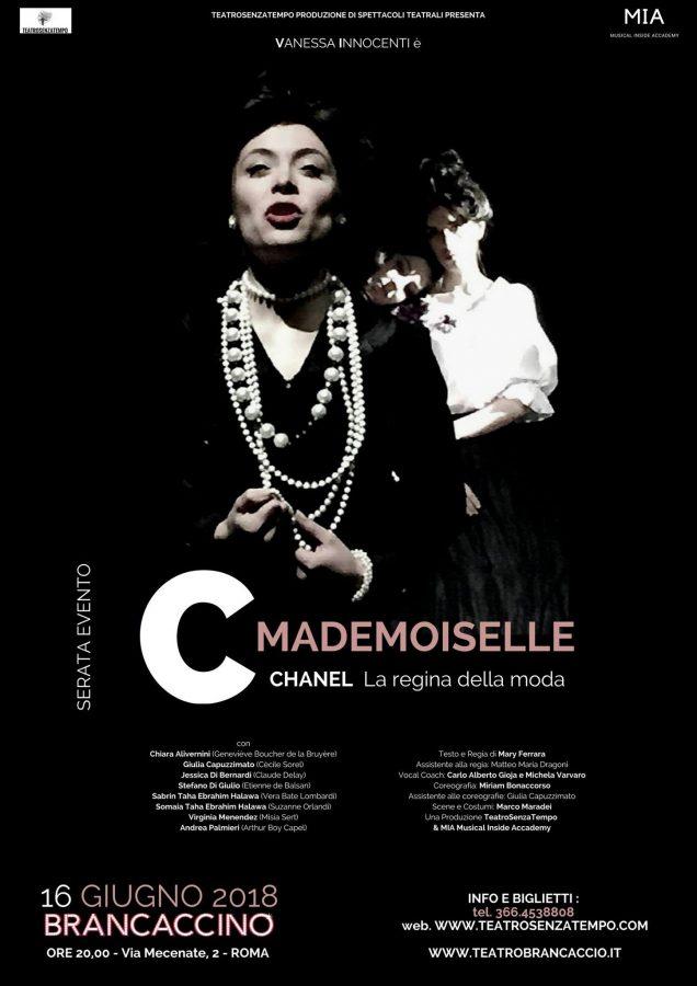 Locandina_ Mademoiselle C