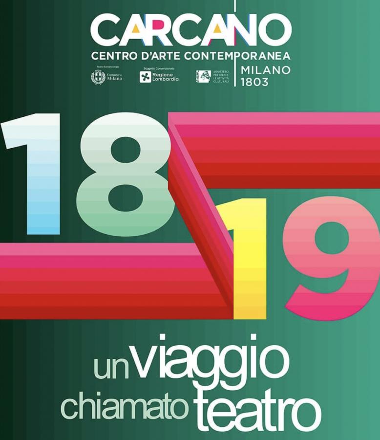 Stagione Teatro Carcano 2018:2019