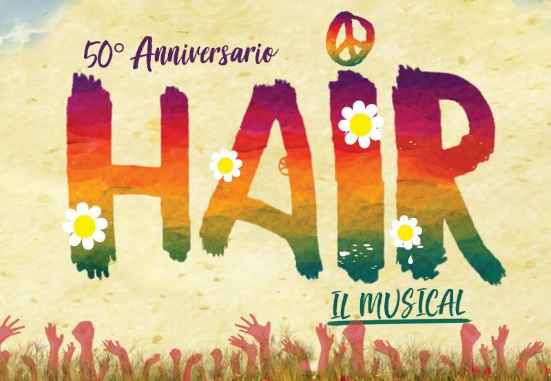 giugno Hair il musical milano