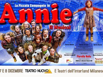 Bando Annie 2018 - progetto della Children's Musical School