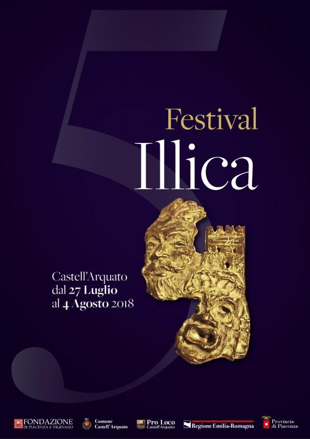 Festival Illica 2018 - programma completo in scena a Castell'Arquato