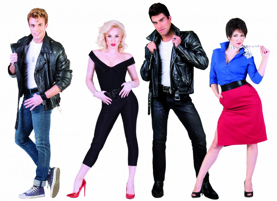 Grease musical 2018 _19