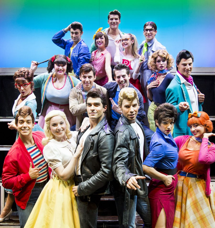 Grease musical 2018 _estiva