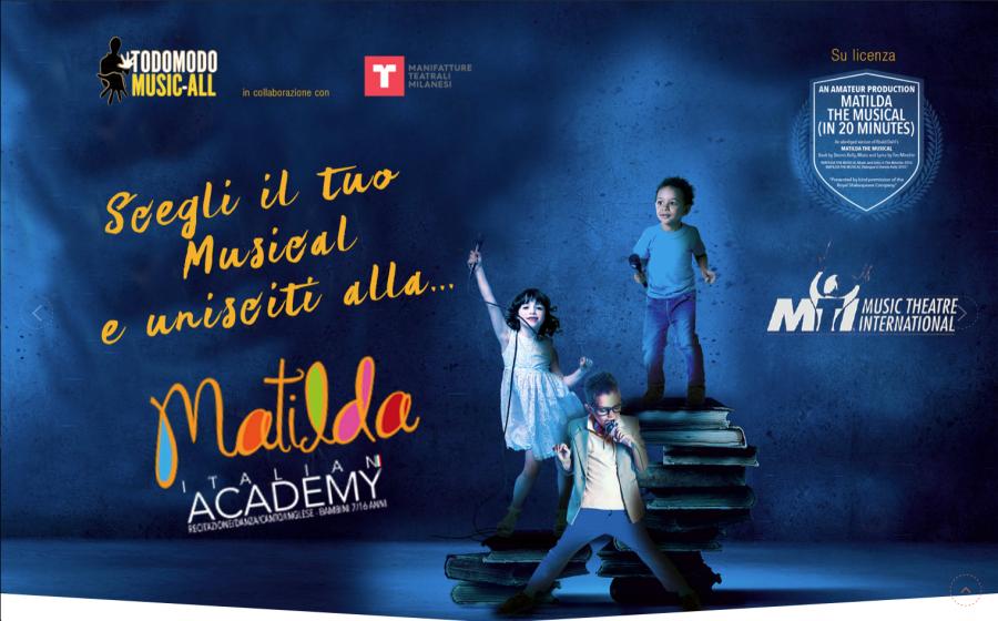 Matilda Italian Academy 3.0 2018-2019