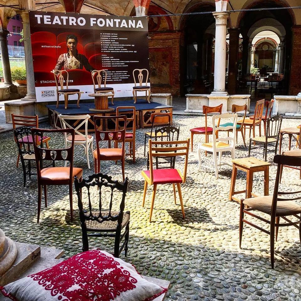 Stagione 2018-2019 del Teatro Fontana-tra Nuove produzioni e riprese