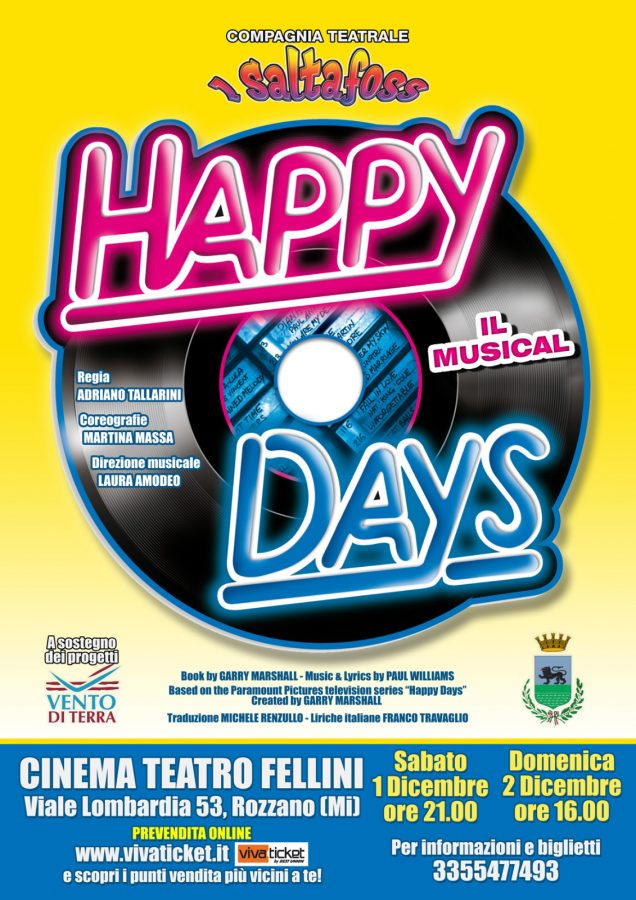 Happy Days il musical Saltafoss_3