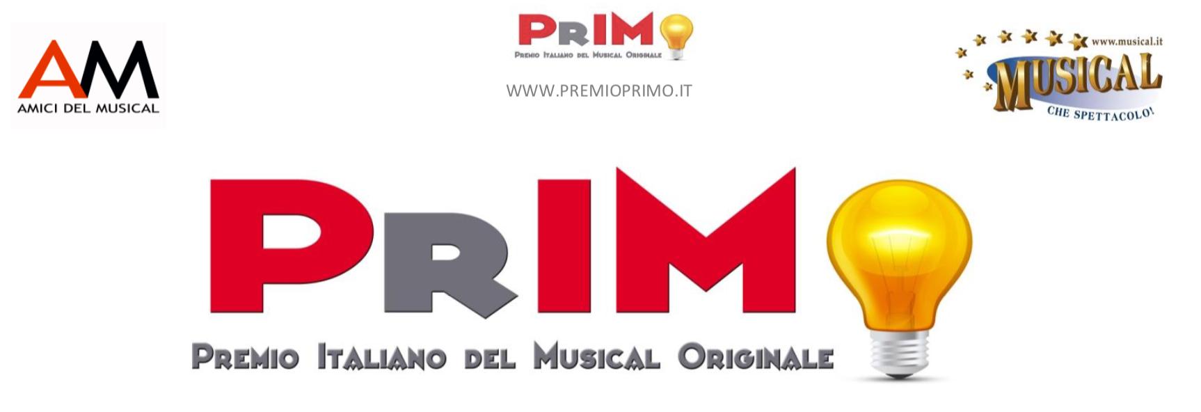 PrIMO Premio Italiano del Musical Originale 2018