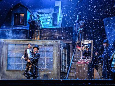 Tour nazionale A Christmas Carol il musical 2018 - Compagnia Bit. Le date-2