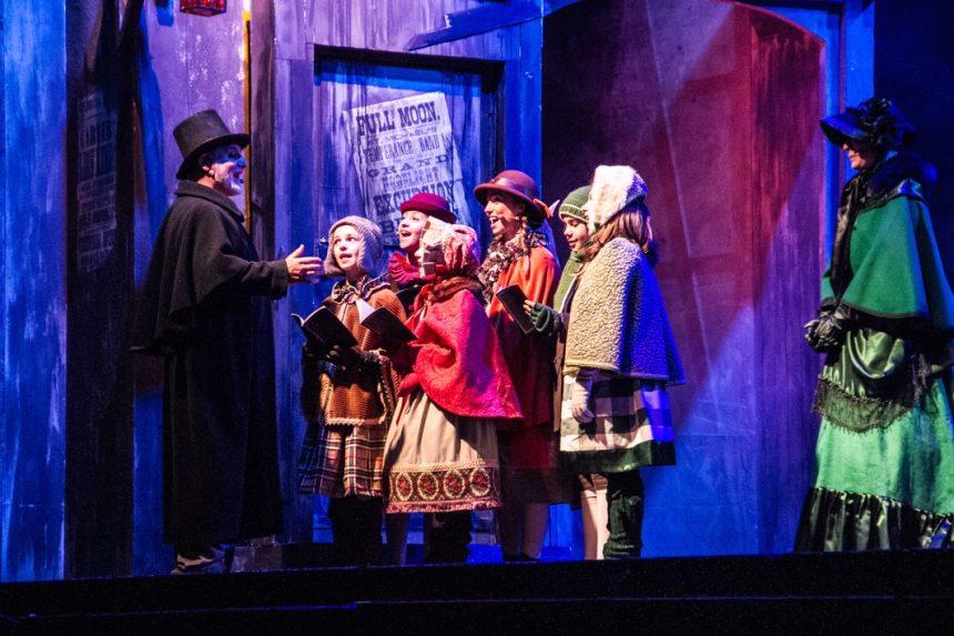 Tour nazionale A Christmas Carol il musical 2018 - Compagnia Bit. Le date