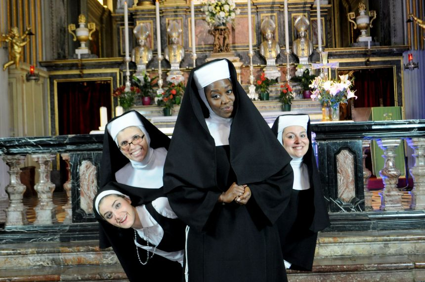 torna in Italia il musical Sister Act 2018-2