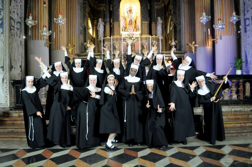 torna a Milano il musical Sister Act 2018