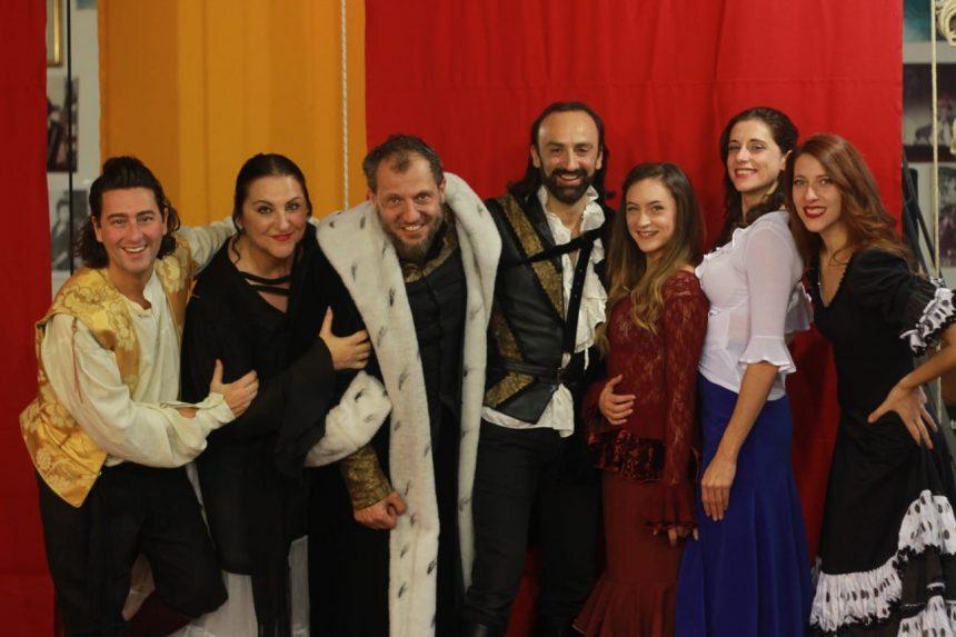 Evento speciale il 31 dicembre per il Barbiere di Siviglia di Sandro Querci