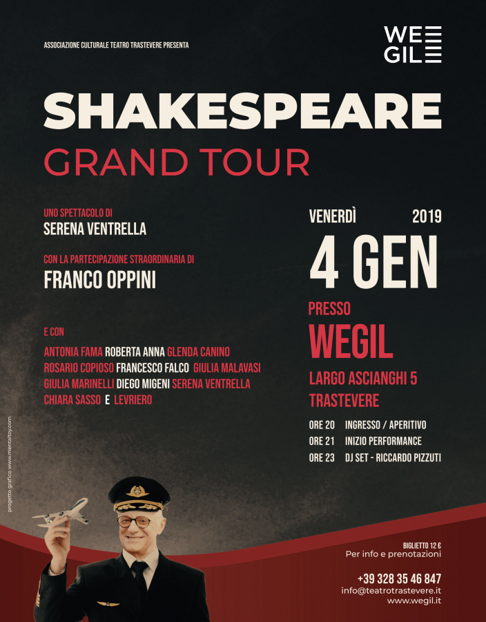 Shakespeare Grand Tour