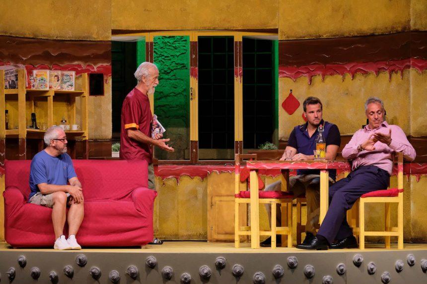 Casalinghi disperati arriva al Teatro Delfino ©Luigi Cerati