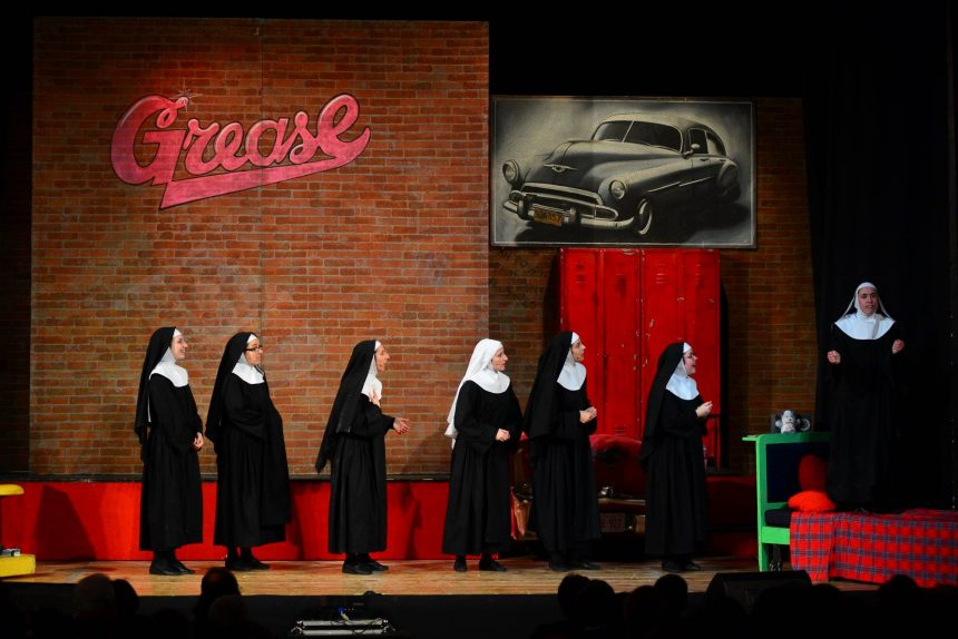 Nunsense - Le amiche di Maria a Milano 3