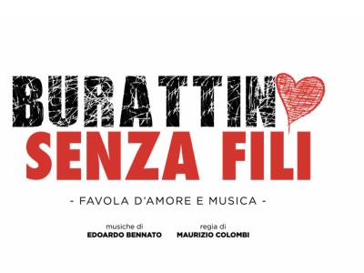 Aperte le prevendite di Burattino Senza Fili - musical dal concept-album di Bennato