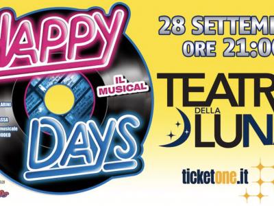 La Compagnia I Saltafoss porta in scena Happy Days il Musical a settembre