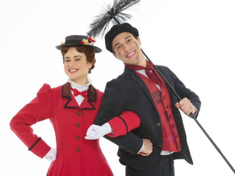 Mary Poppins musical in scena a Roma al Teatro Sistina da ottobre 2019