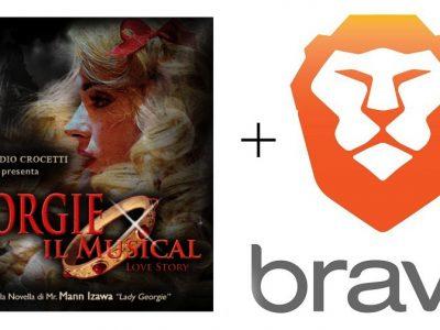 progetto Brave Inc e Georgie il musical