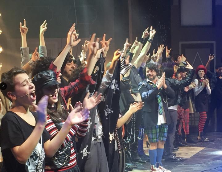 School of Rock ancora in scena nella stagione 2019-2020-4