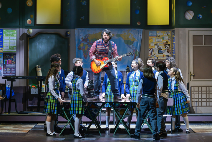 School of Rock ancora in scena nella stagione 2019-2020-6