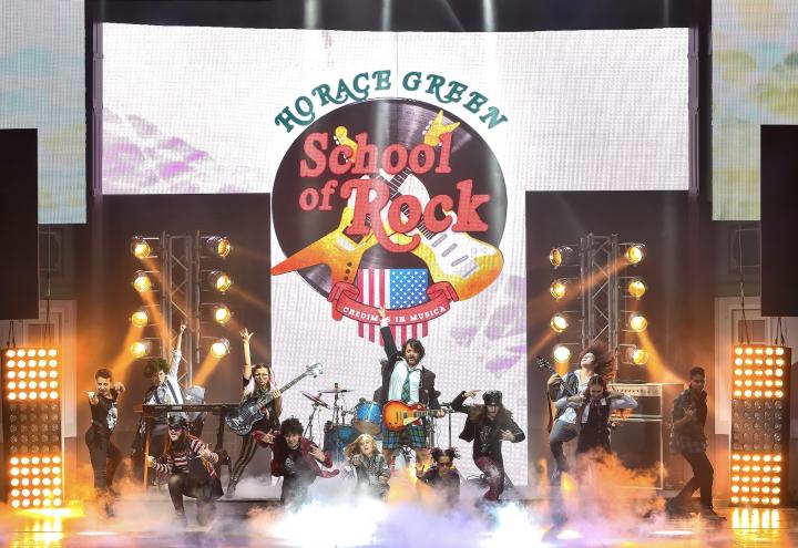 School of Rock ancora in scena nella stagione 2019-2020-7