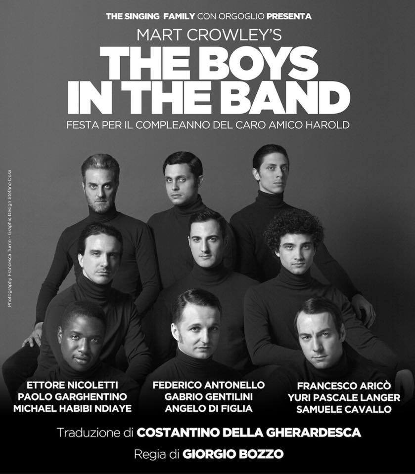 debutto di The Boys In The Band