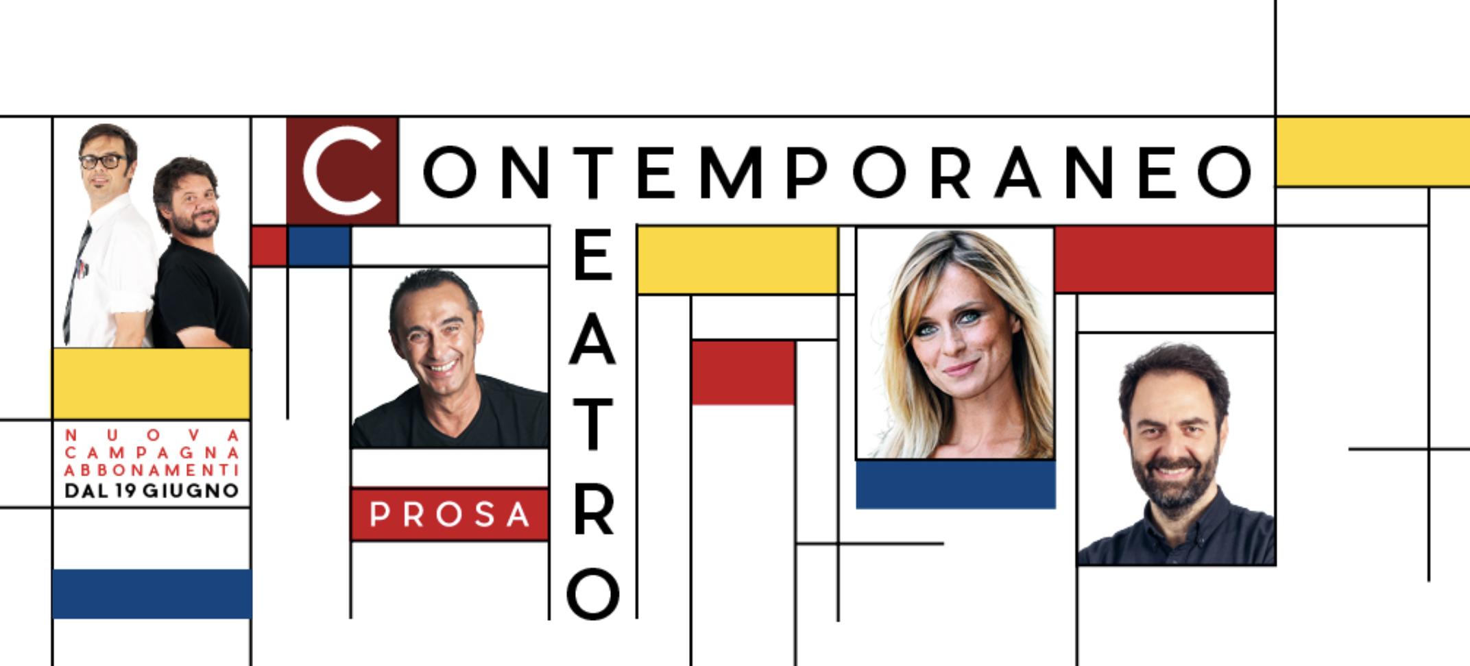 stagione 2019-2020 del Teatro Celebrazioni
