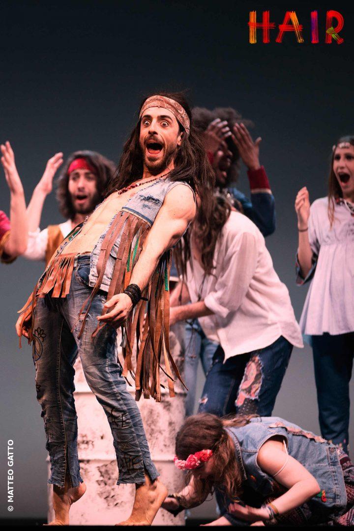 Hair il musical di MTS Entertainment in scena a Milano - Matteo-Gatto