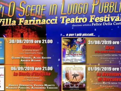 Atti O Scene in Luogo Pubblico 2019 programma