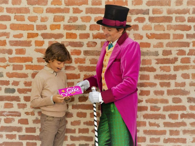 Charlie e la fabbrica di cioccolato musical a Milano
