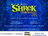 La CMS presenta Shrek il Musical Jr. Bando audizione per il nuovo progetto formativo