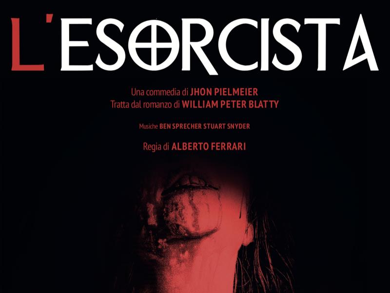 Esorcista al Teatro Nuovo tag