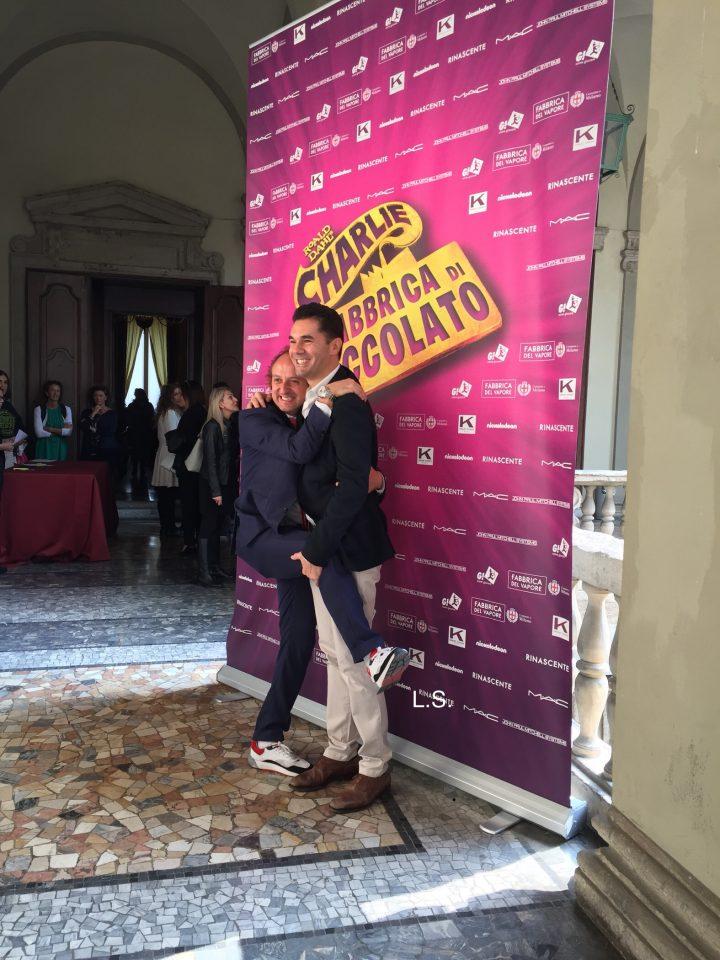Charlie e la Fabbrica di Cioccolato a Milano