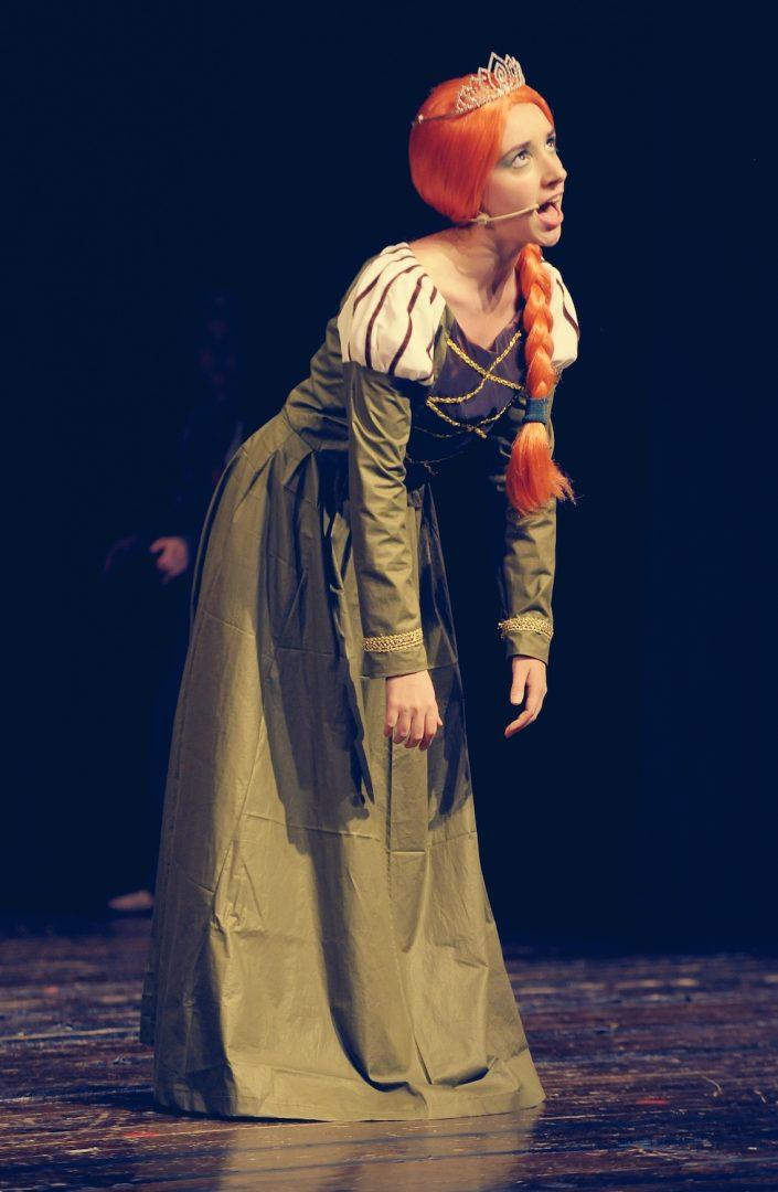 Al Teatro Nuovo di Milano Shrek the musical JR della CMS