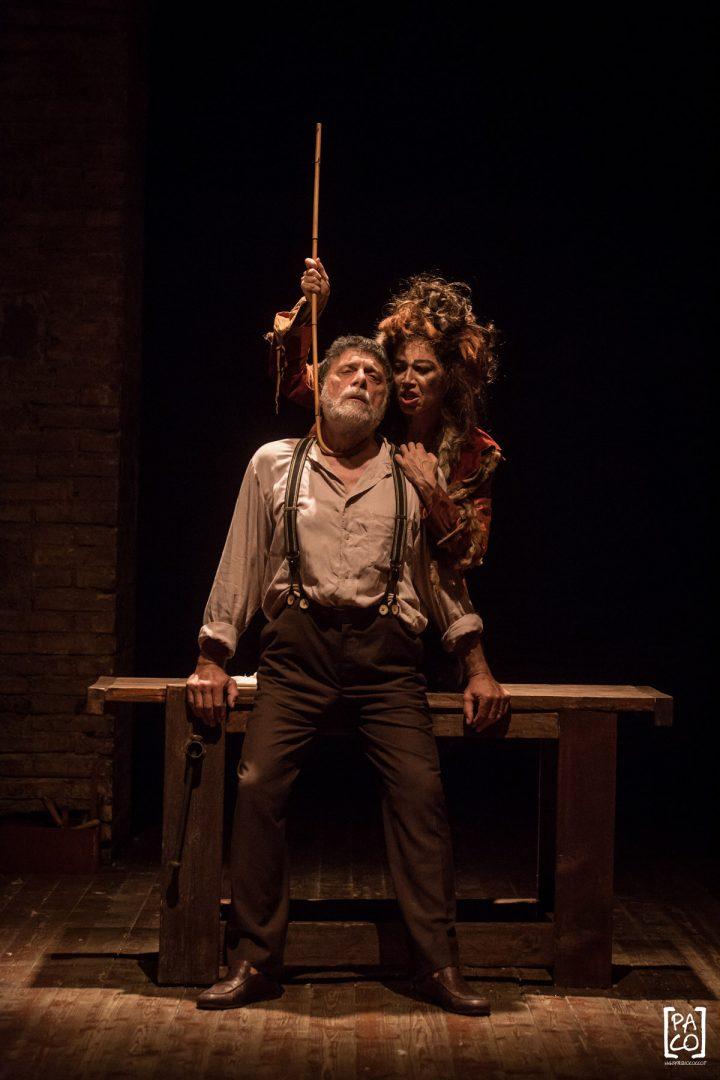 In scena a Milano La Notte di Pinocchio con Carlo Valli_2