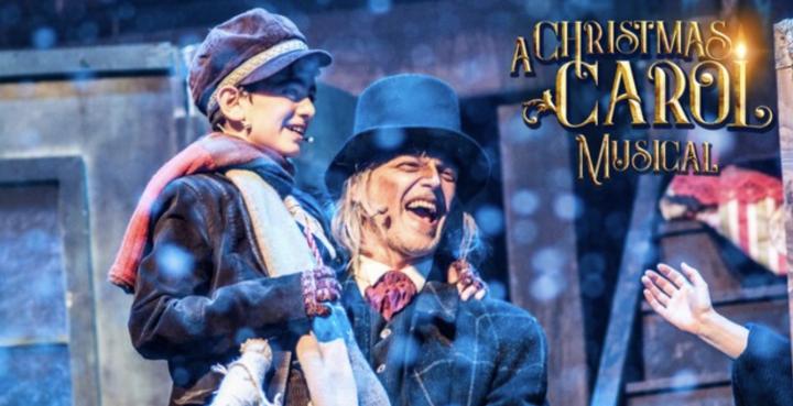 Tour di A Christmas Carol Musical 2019 - 2020 in partenza a novembre
