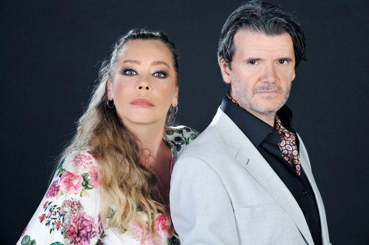 Con Un grande grido d'amore Barbara De Rossi e Francesco Branchetti in tour da gennaio 2020
